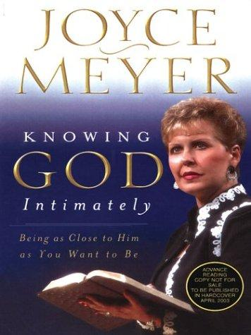 Download Knowing God Intimately