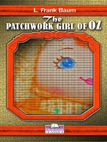 Download The  patchwork girl of Oz