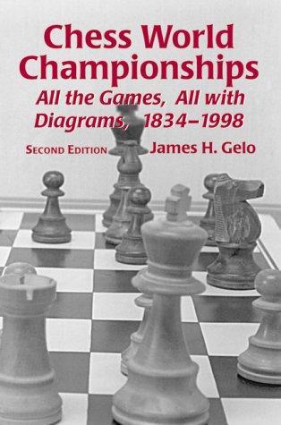 Chess world championships
