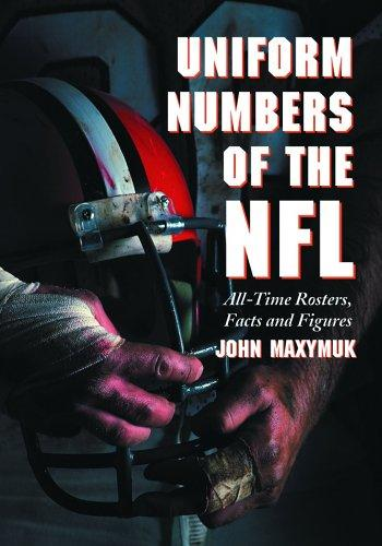 Download Uniform Numbers of the NFL