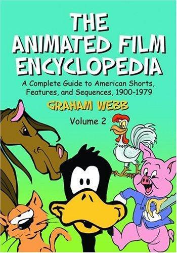 The Animated Film Encyclopedia
