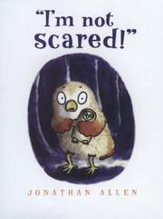 """I'm not scared!"" cover"