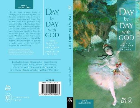 Day by Day with God: Bible Readings for Women