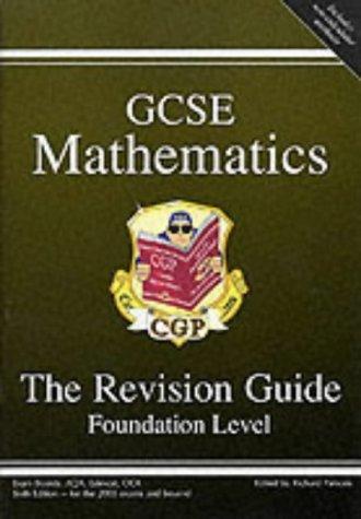 Download GCSE Mathematics Revision Guide (Revision Guides)