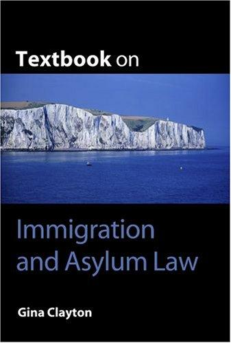 Download Textbook on immigration and asylum law