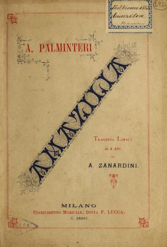 Amazilia by Antonio Palminteri