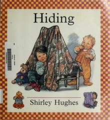 Cover of: Hiding | Hughes, Shirley