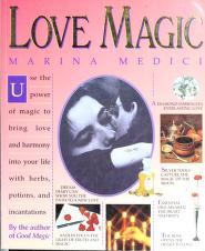Cover of: Love magic | Marina Medici
