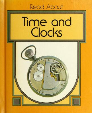 Cover of: Time and clocks | Herta S. Breiter