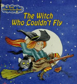 Cover of: The witch who couldn't fly | Mary Packard