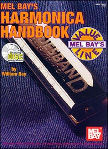 Mel Bay's Harmonica Handbook by William Bay