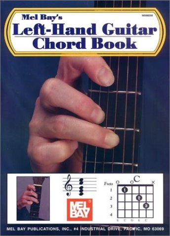 Mel Bay Left-Hand Guitar Chord Book by William Bay