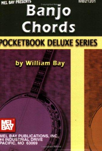 Mel Bay Banjo Chords (Pocketbook Deluxe) by William Bay