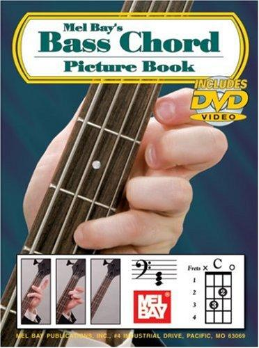 Mel Bay's Bass Chord Picture Book by William Bay