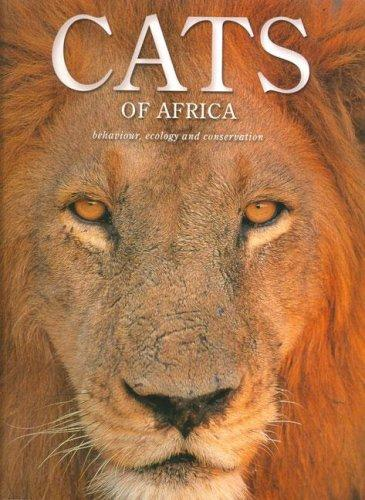 Cats of Africa by Hinde, Gerald., Luke Hunter