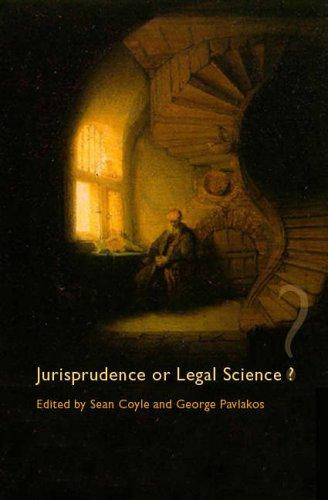 Jurisprudence or legal science? by