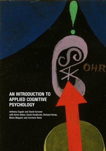 An introduction to applied cognitive psychology by