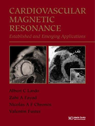 Cardiovascular magnetic resonance by